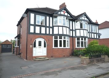 Thumbnail 3 bed semi-detached house for sale in Holden Avenue, May Bank, Newcastle-Under-Lyme