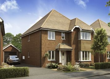 "Thumbnail 4 bedroom detached house for sale in ""Wroxham"" at Langmore Lane, Lindfield, Haywards Heath"