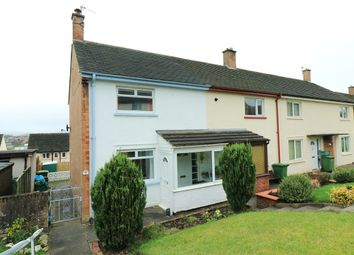 Thumbnail 2 bed end terrace house for sale in Friars Close, Penrith