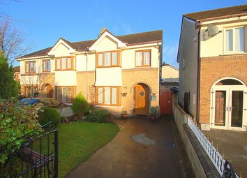 Thumbnail 3 bed semi-detached house for sale in 71 Weston Meadow, Lucan, Dublin