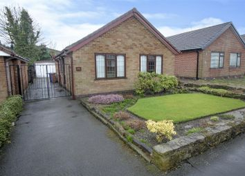Thumbnail 3 bed bungalow for sale in Springfield Gardens, Ilkeston