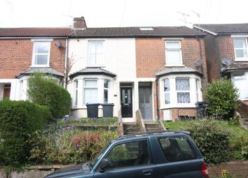 Thumbnail 2 bed terraced house to rent in Ashfield Road, Salisbury