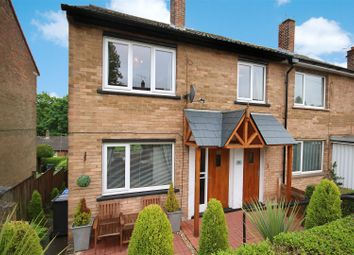 Thumbnail 3 bed end terrace house for sale in Fraser Crescent, Sheffield