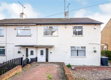 Thumbnail 3 bed semi-detached house for sale in Rose Crescent, Rawmarsh, Rotherham