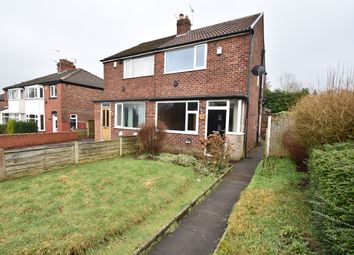 Thumbnail 2 bedroom semi-detached house for sale in Kenilworth Avenue, Whitefield, Manchester