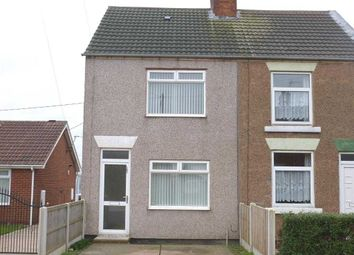 Thumbnail 2 bed semi-detached house to rent in Manor Road, Brimington, Chesterfield