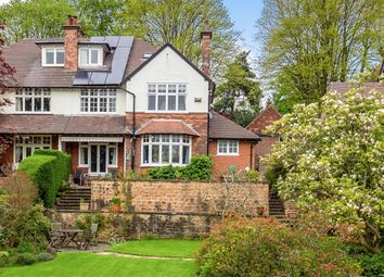 Thumbnail 5 bed semi-detached house for sale in Warwick Road, Mapperley Park, Nottingham