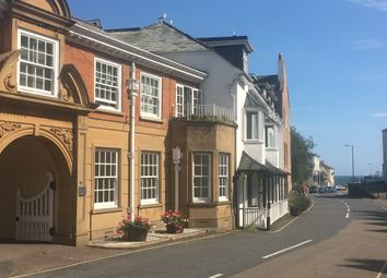 Thumbnail 1 bed flat to rent in Fortfield Chambers, Sidmouth