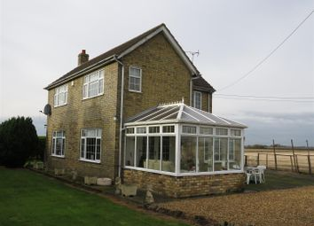 Thumbnail 3 bedroom detached house for sale in Forty Foot Bank, Ramsey Forty Foot, Huntingdon