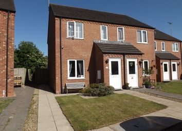 Thumbnail 2 bed end terrace house for sale in Rathkenny Close, Holbeach, Spalding