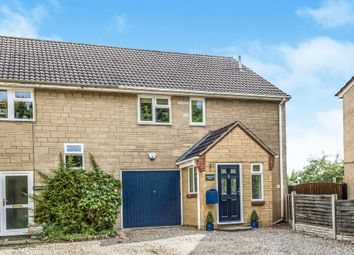 Thumbnail 3 bed semi-detached house for sale in High Street, Kempsford, Fairford