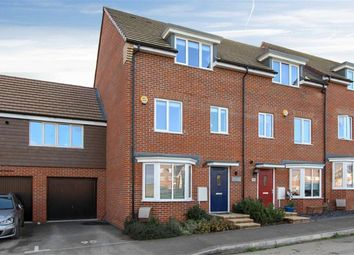 Thumbnail 4 bed terraced house for sale in Goshawk Green, Leighton Buzzard