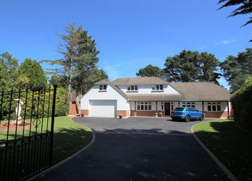 Thumbnail 4 bedroom property for sale in Golf Links Road, Ferndown