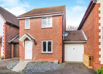 Thumbnail 3 bedroom link-detached house for sale in Gavin Way, Highwoods, Colchester