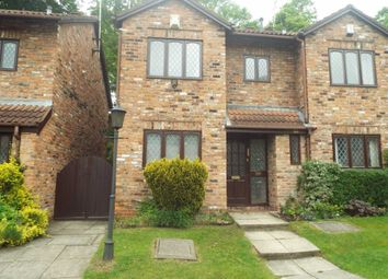 Thumbnail 3 bed mews house to rent in Cadogan Place, Upper Park Road, Salford