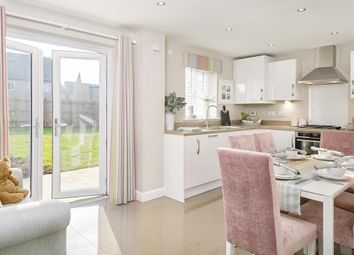 "Thumbnail 3 bed detached house for sale in ""Hadley"" at Popes Piece, Burford Road, Witney"