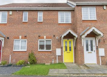 Thumbnail 2 bed town house for sale in Bradgate Croft, Hasland, Chesterfield