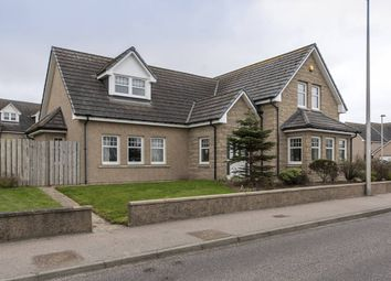 Thumbnail 4 bed detached house for sale in Bridge Gardens, Newburgh, Ellon
