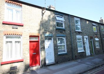 Thumbnail 2 bedroom terraced house for sale in Newmarket Road, Cambridge