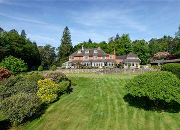 Hindhead Road, Hindhead, Surrey GU26. 6 bed property for sale