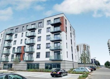 Thumbnail 1 bed flat for sale in The Horizon, Pearl Lane, Victory Pier, Gillingham