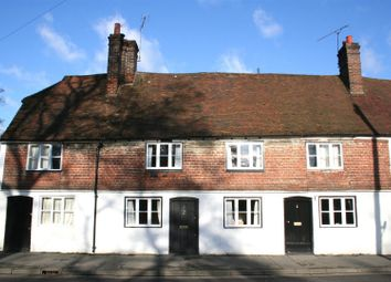 Thumbnail 4 bed terraced house to rent in High Street, Westerham