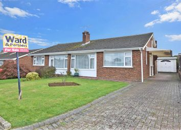Thumbnail 2 bed semi-detached bungalow for sale in Kingston Drive, Maidstone, Kent