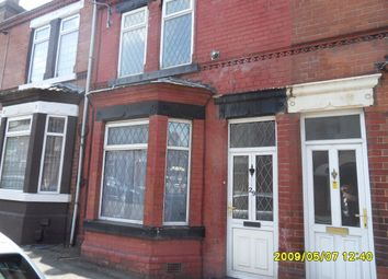 Thumbnail 3 bed terraced house to rent in Alexandra Road, Balby, Doncaster