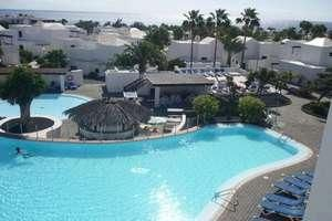 Thumbnail 1 bed apartment for sale in Avda Del Mar 28, Costa Teguise, Lanzarote, 35508, Spain