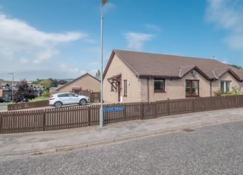 Thumbnail 2 bedroom semi-detached house for sale in Morphie Drive, St. Cyrus, Montrose
