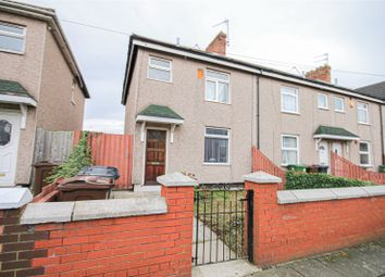 Thumbnail 3 bed end terrace house for sale in King Avenue, Bootle
