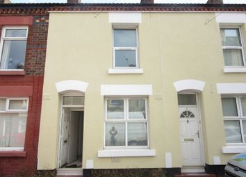 Thumbnail 2 bed terraced house to rent in Grange Street, Anfield, Liverpool