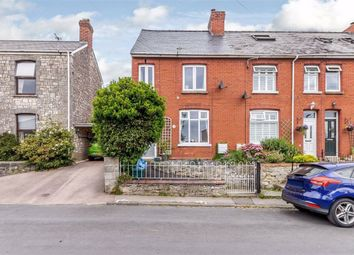 Thumbnail 3 bed end terrace house for sale in Granville Terrace, Chepstow, Monmouthshire