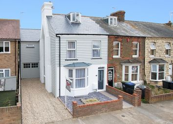 Thumbnail 4 bed terraced house for sale in Westgate Terrace, Whitstable