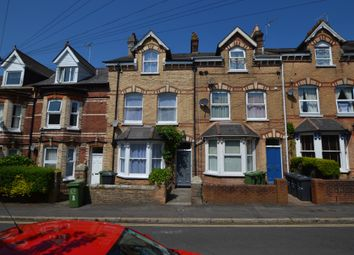 Thumbnail 4 bed terraced house to rent in 10 Raleigh Road, St Leonards, Exeter, Devon