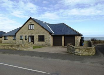 Thumbnail 5 bed detached house for sale in South Side, Cresswell, Morpeth