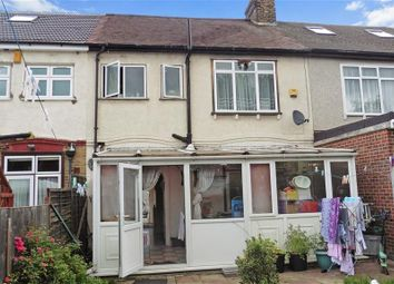 Thumbnail 3 bed terraced house for sale in Preston Gardens, Ilford, Essex