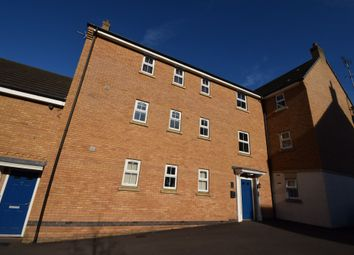 Thumbnail 2 bedroom flat for sale in Malsbury Avenue, Scraptoft, Leicester