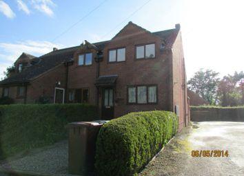 Thumbnail 3 bedroom end terrace house to rent in Ings Lane, Kirkbymoorside