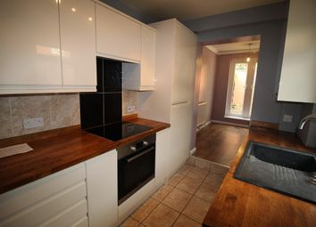 Thumbnail 2 bed end terrace house to rent in Shelley Street, Ipswich