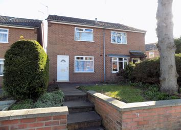 Thumbnail 2 bed semi-detached house for sale in The Lindens, Grantham