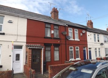 Thumbnail 2 bed terraced house for sale in Woodfield Road, Ellesmere Port, Cheshire