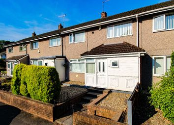 Thumbnail 2 bed terraced house to rent in Manorbier Drive, Llanyravon, Cwmbran