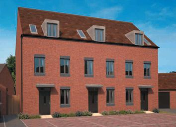 """Thumbnail 3 bed end terrace house for sale in """"Greenwood"""" at Lawley Drive, Telford"""
