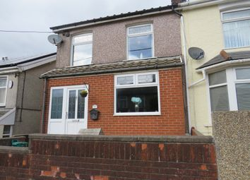 Thumbnail 3 bed semi-detached house for sale in Ash Street, Gilfach Goch, Porth