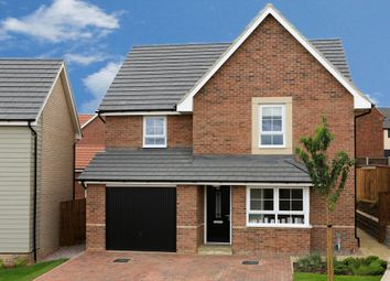 "Thumbnail 4 bed detached house for sale in ""Kennington"" at Eastfield Road, Wellingborough"