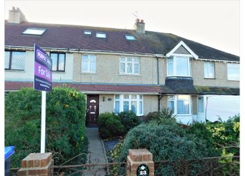 Thumbnail 4 bed terraced house for sale in Connaught Avenue, Shoreham-By-Sea