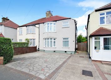 Thumbnail 3 bed semi-detached house to rent in Exeter Road, Welling