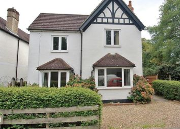 Thumbnail 4 bed detached house to rent in Church Road, Addlestone
