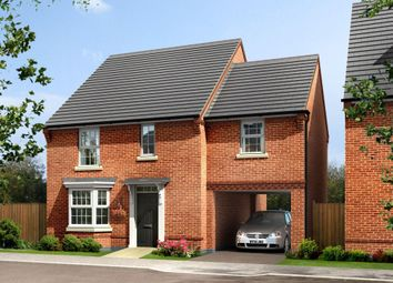 "Thumbnail 4 bed link-detached house for sale in ""Hurst"" at Carters Lane, Kiln Farm, Milton Keynes"